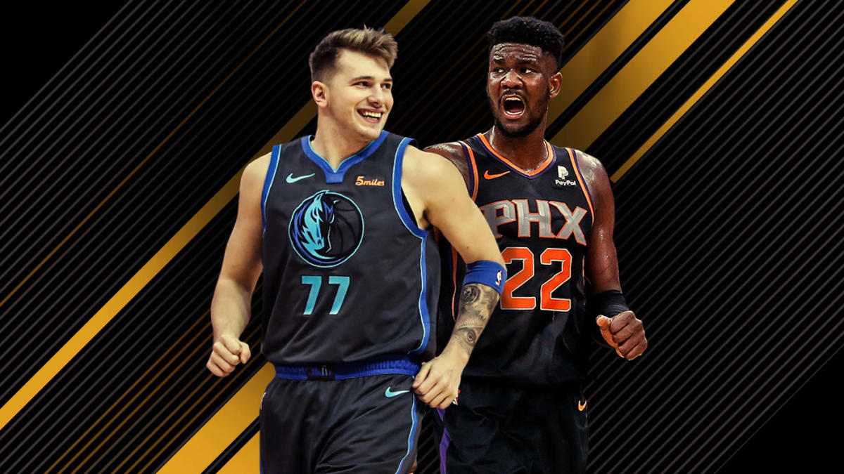 a4acab2df8239 NBA Rookie Power Rankings: Luka Doncic gunning for historic All-Star  appearance; Deandre Ayton flirts with top spot - CBSSports.com