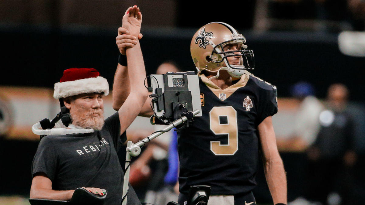 Congress Votes To Award Steve Gleason Congressional Gold