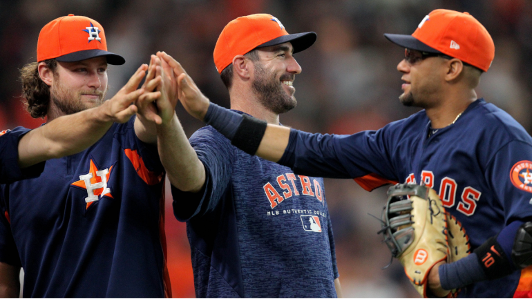 2642ece4eae How the Astros can set up another World Series run with a few more moves  this offseason - CBSSports.com