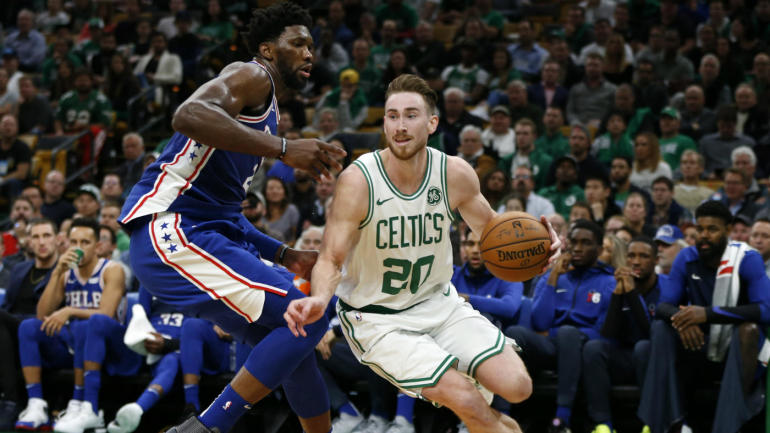 Celtics beat Sixers 121-114: Kyrie Irving score 40 when Boston