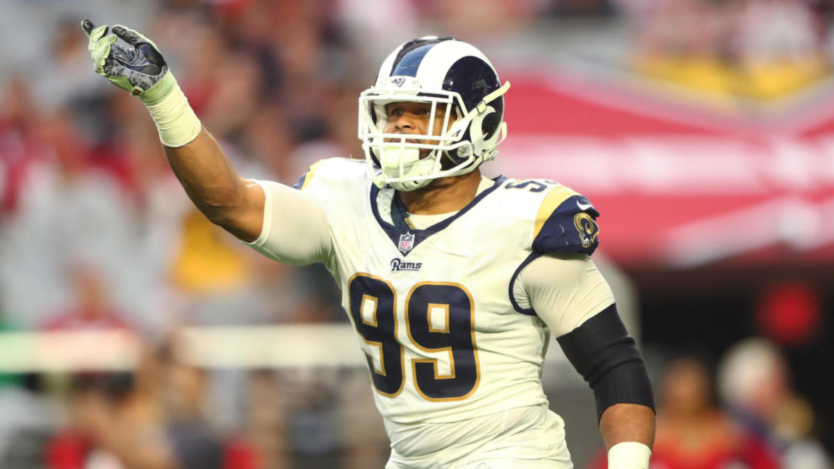 Madden NFL 20': Breaking down the real stats of Aaron Donald and the