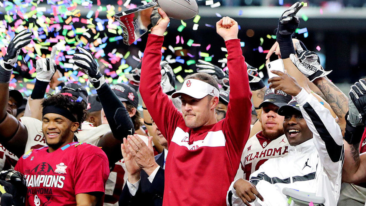 Oklahoma coach Lincoln Riley agrees to contract extension ...