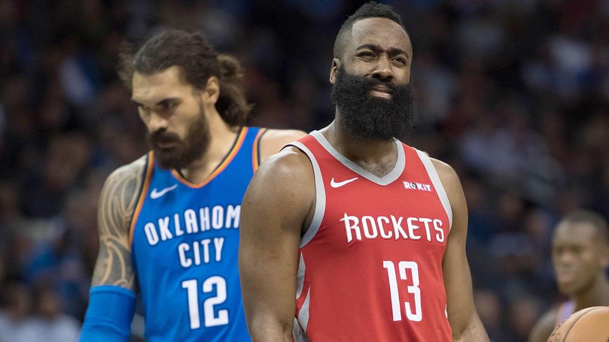 Rockets vs. Thunder Game 1: Watch NBA playoffs online, live stream ...