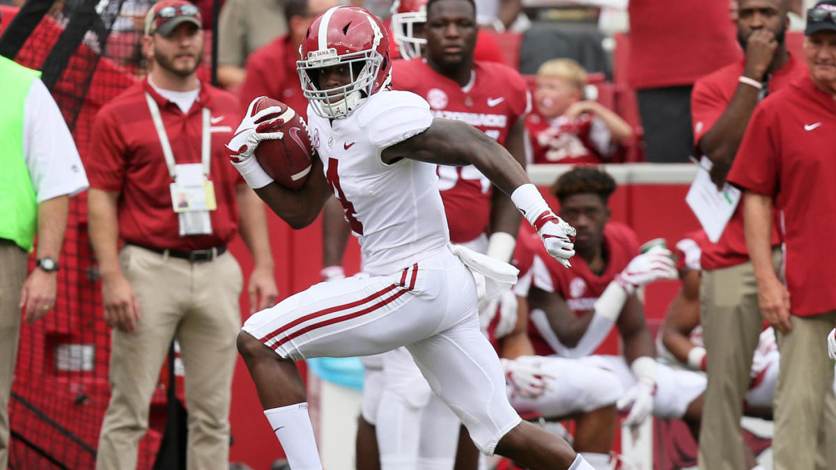 Best Wr In Nfl 2020 2020 NFL Draft Big Board: Top 50 loaded with Alabama players