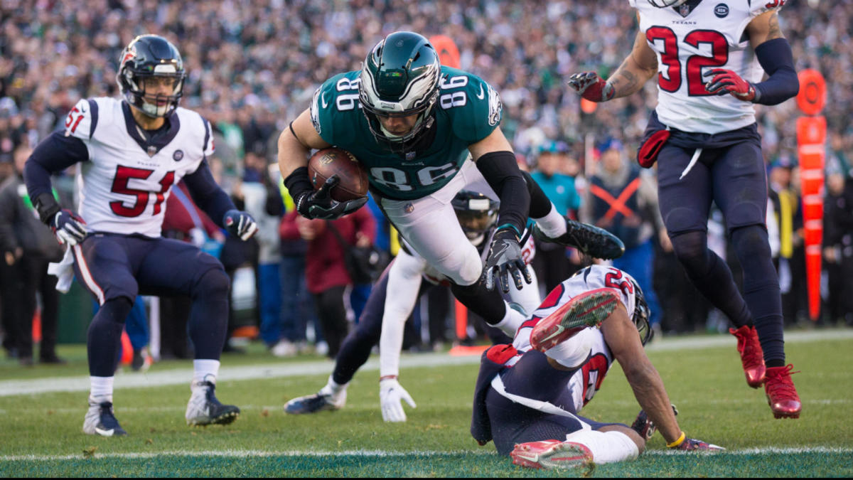 2019 Fantasy Football Tight End Draft Cheat Sheet: Sleepers, auction values, tiers, Dynasty rankings, and more