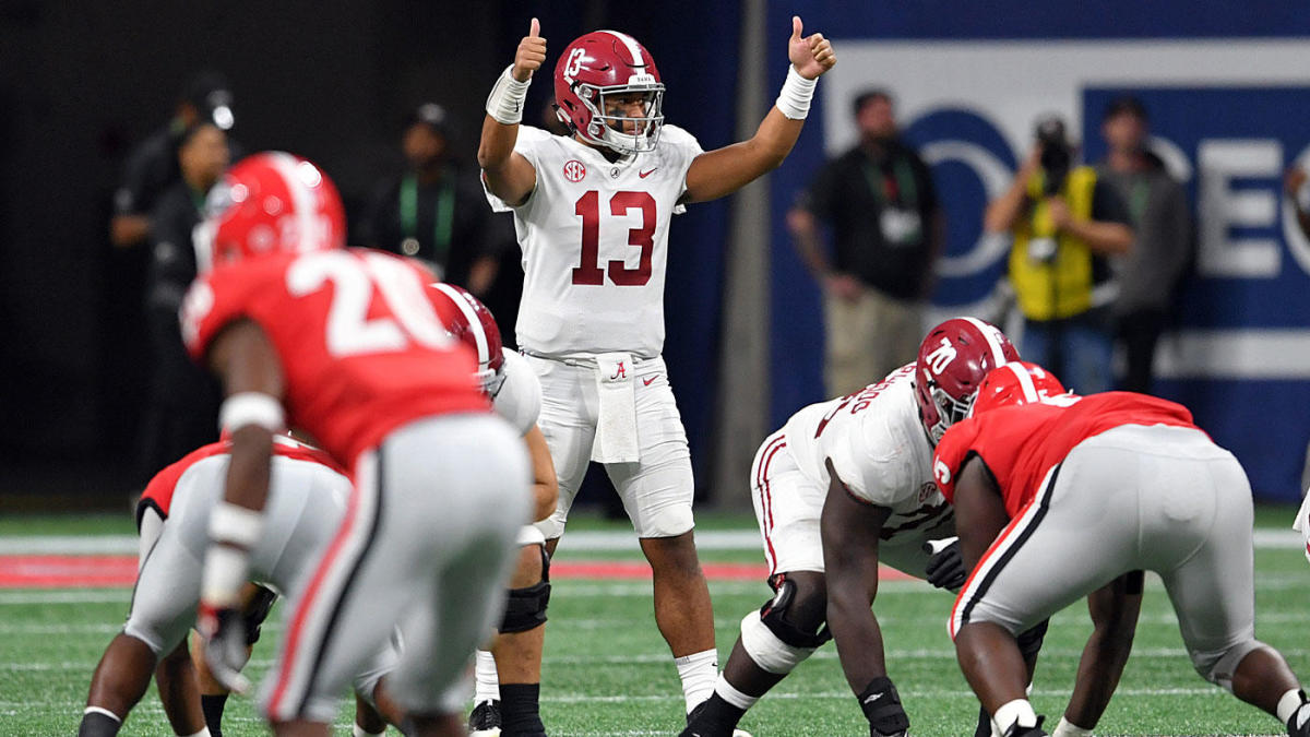 Best Nfl Players 2020 SEC Preview of 2020 NFL Draft: Top prospects loaded with Alabama
