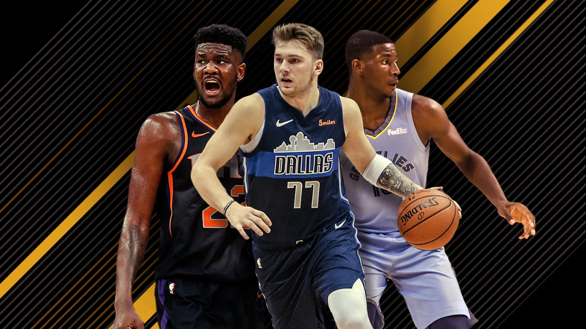 4b8a107975d NBA Rookie of the Year Rankings: Luka Doncic holds lead in ROY race, but  several contenders can still challenge - CBSSports.com