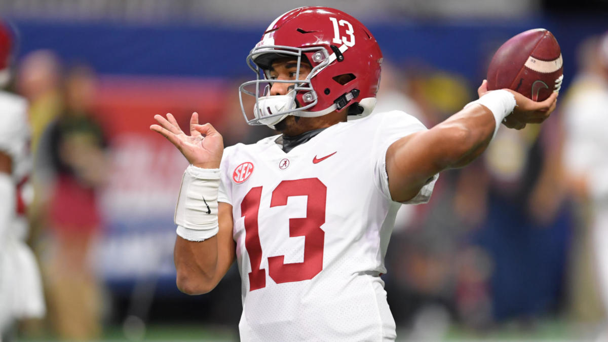 College Football DFS, National Championship: Top ...
