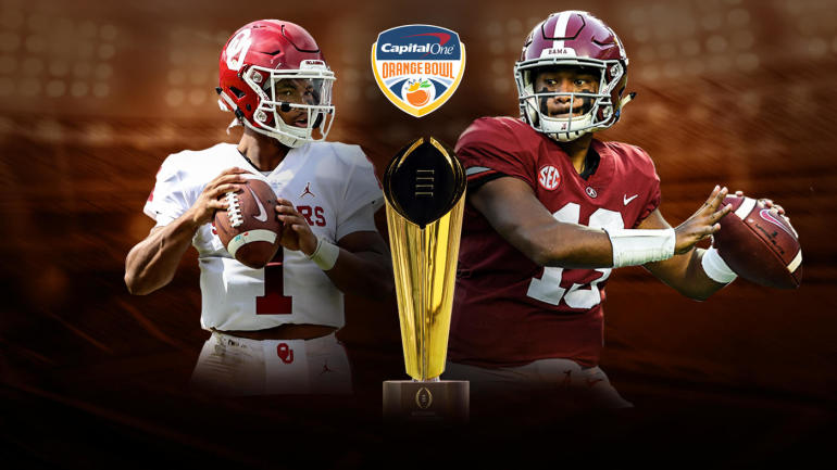 Alabama Vs Oklahoma Score Orange Bowl 2018 Live Game Updates