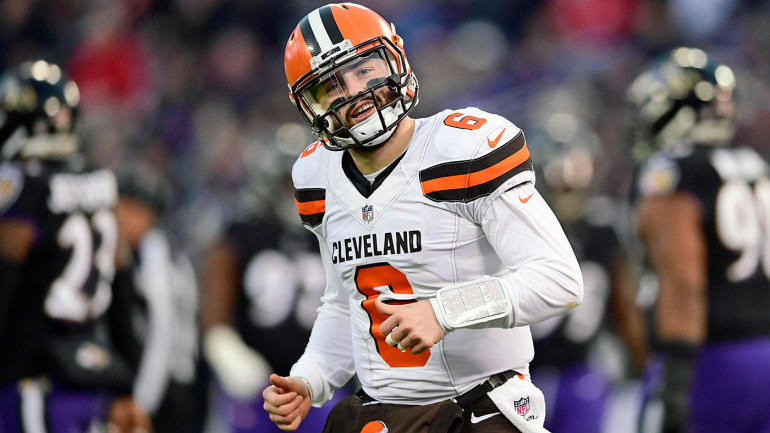 48e3e57ea98 Baker Mayfield says he ll use Offensive Rookie of the Year snub as  motivation - CBSSports.com