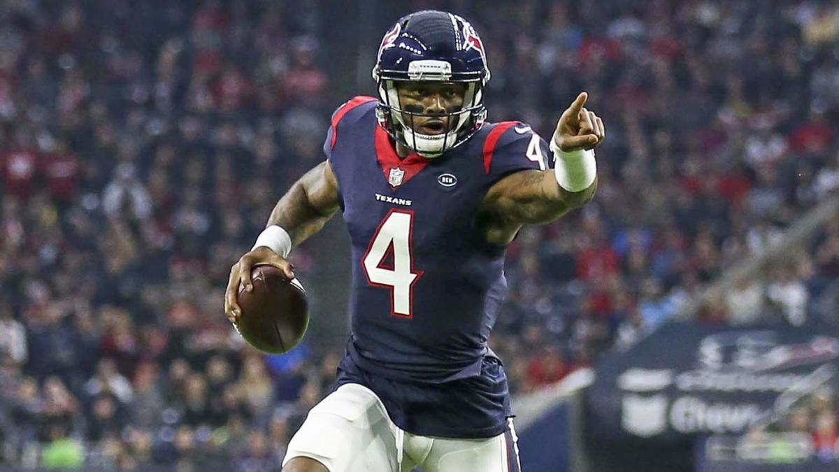 outlet store 6e331 a4bfb 2019 NFL MVP odds: Deshaun Watson, Saquon Barkley among 10 ...