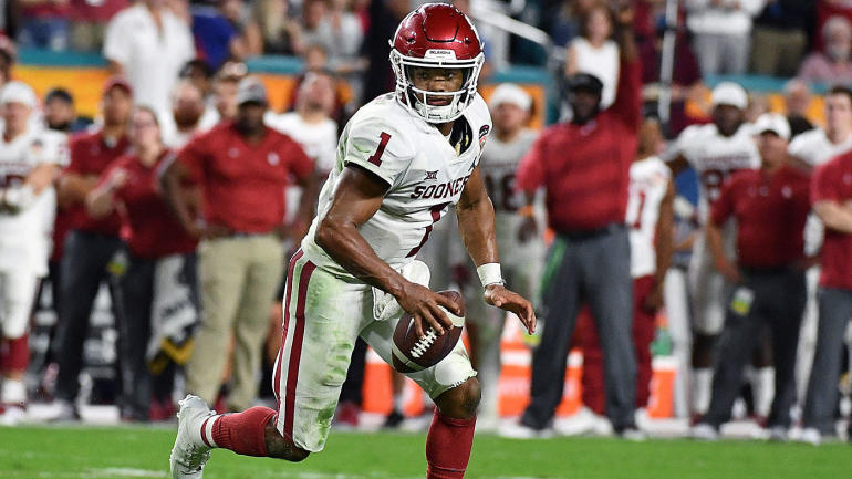 2019 NFL Draft Kyler Murray Reportedly Up To 206 Pounds
