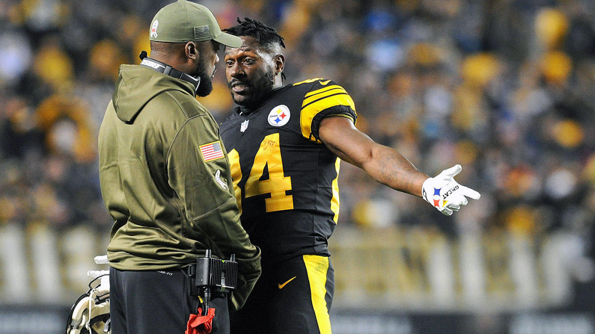 Antonio Brown S Former Current Teammates Reveal How