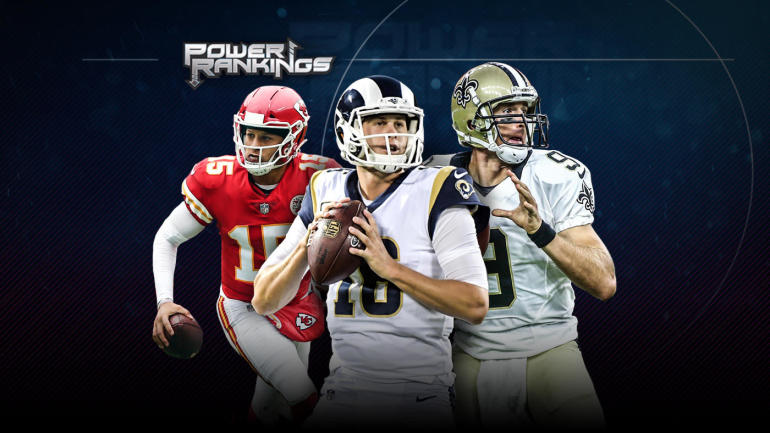 Final NFL Power Rankings: 2018 season proved to be tough to predict, humbling - CBSSports.com