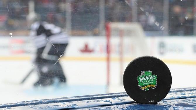 2019 Bridgestone NHL Winter Classic - Boston Bruins v Chicago Blackhawks de80ffe55