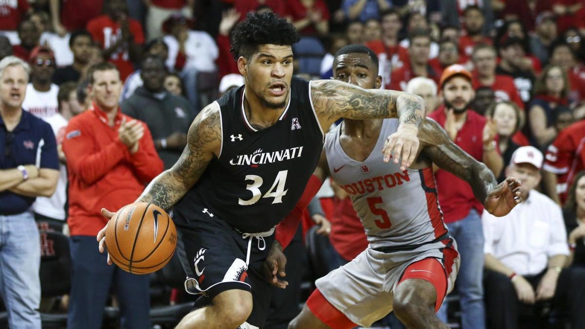Houston Vs Cincinnati Odds Line College Basketball Picks