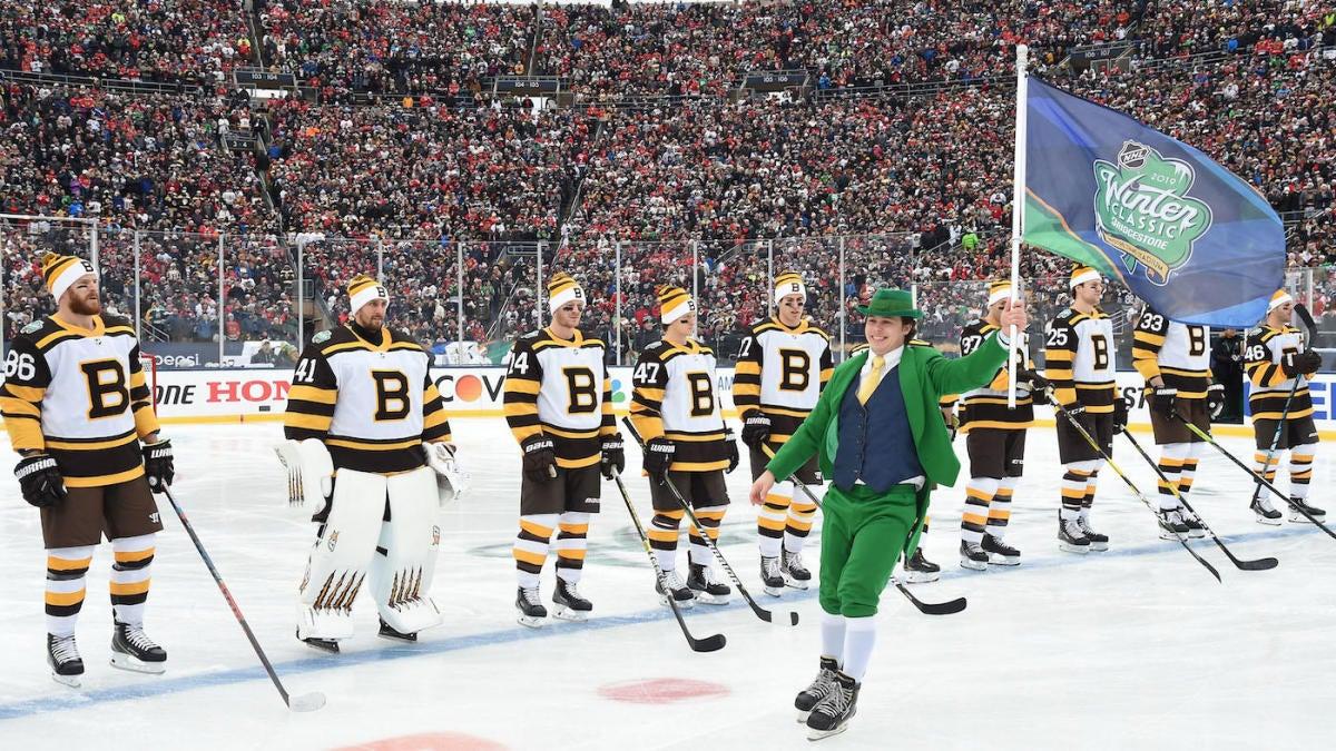 big sale 3af67 abbd9 2019 NHL Winter Classic: Best photos from Blackhawks-Bruins ...