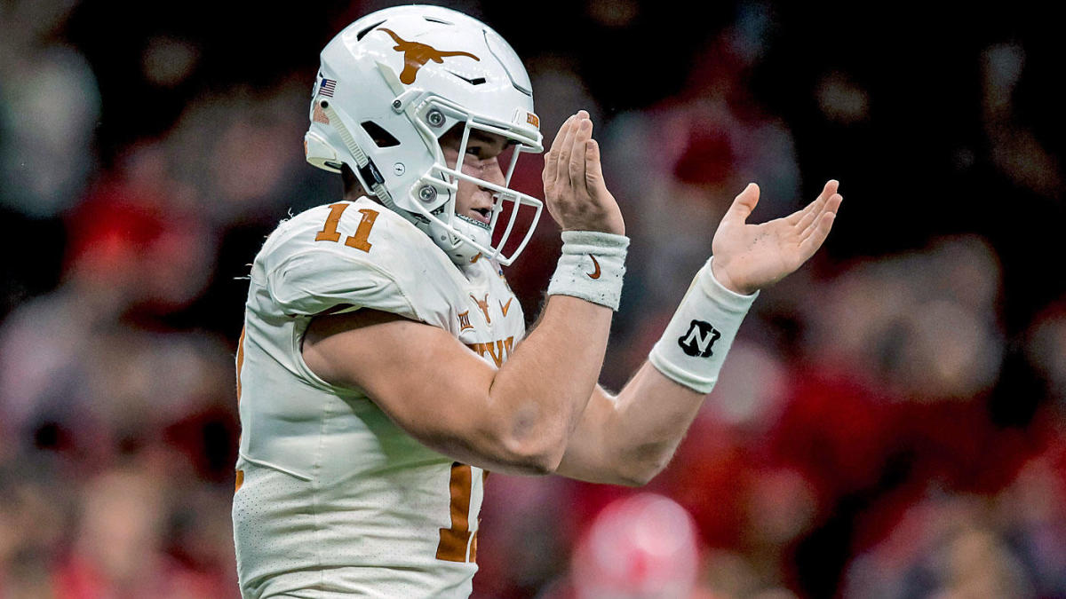 Texas vs. Kansas odds, line: 2019 Week 8 college football picks, predictions from projection model