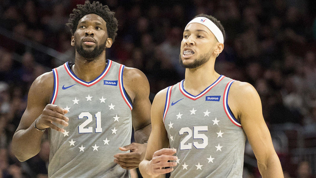 76ers' 2019-20 roster, projected starting lineup: Joel Embiid, Ben Simmons get new supporting cast