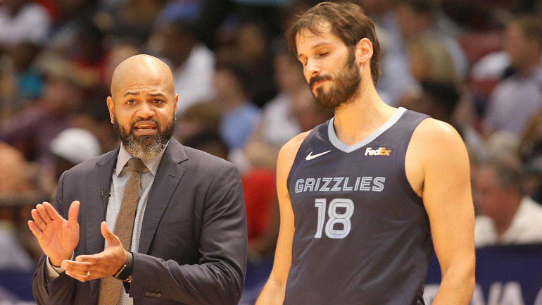 070f351f1bc Grizzlies players involved in physical post-game altercation during team  meeting