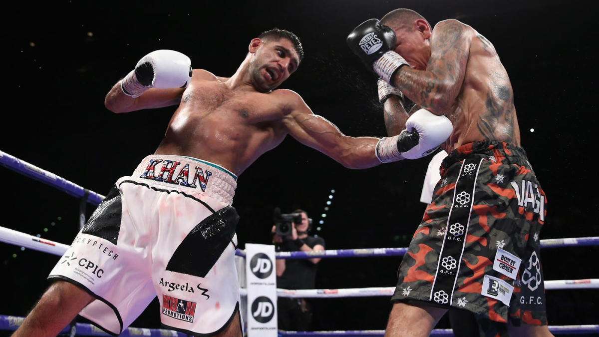Report: Amir Khan headed toward April PPV bout in New York