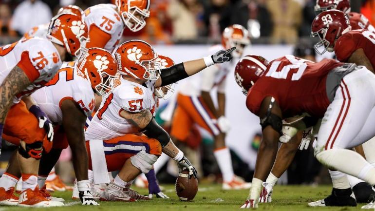 Alabama Vs Clemson Predictions Picks Odds Line For College
