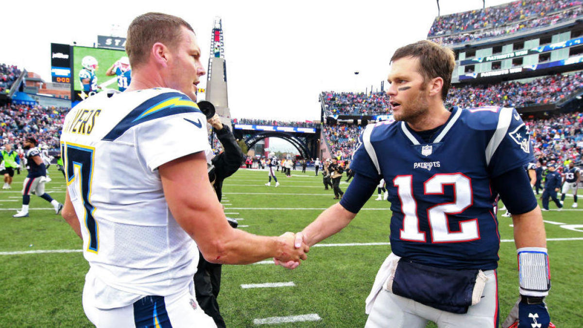 Philip Rivers explains why Tom Brady might not be the greatest quarterback of all time