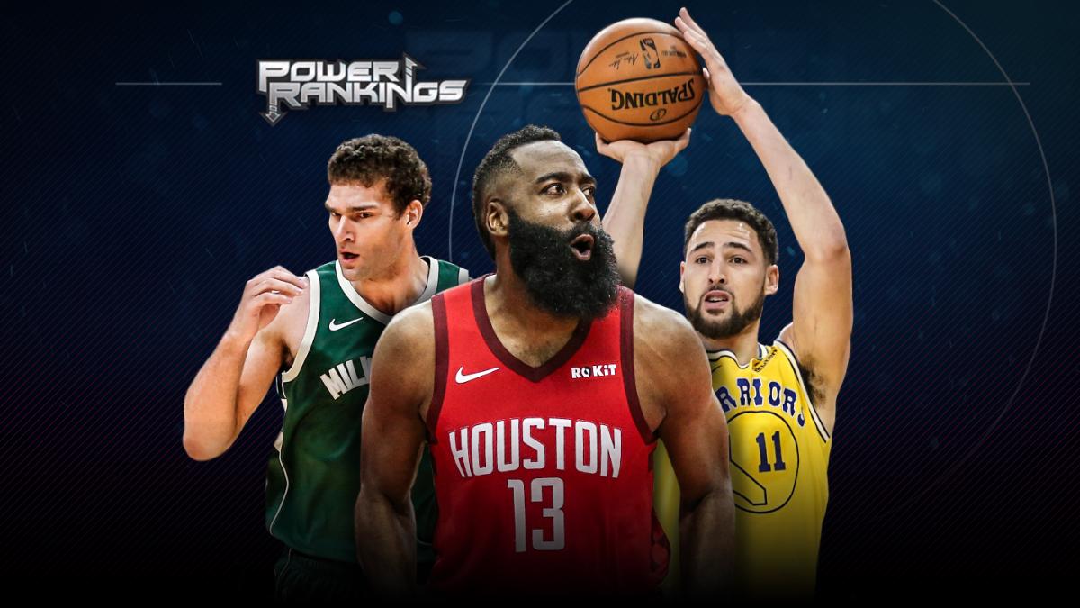 cc1f70acbca8e NBA Power Rankings: Nuggets nudge past Bucks, Warriors for No. 1; red-hot  Rockets soar into top five - CBSSports.com