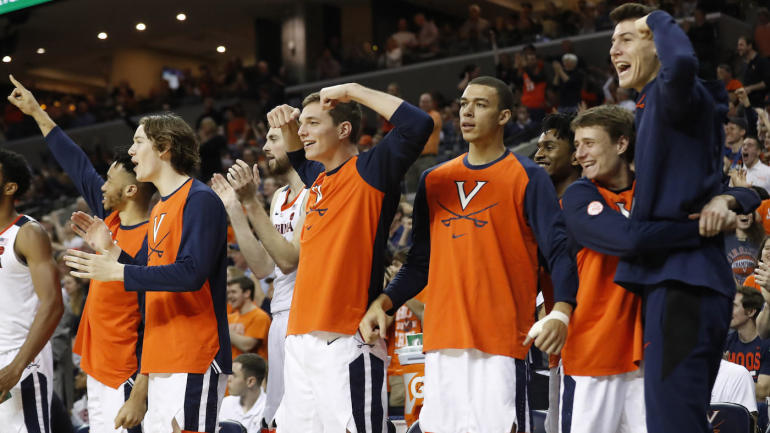 College Basketball Rankings Virginia Takes The No 1 Spot