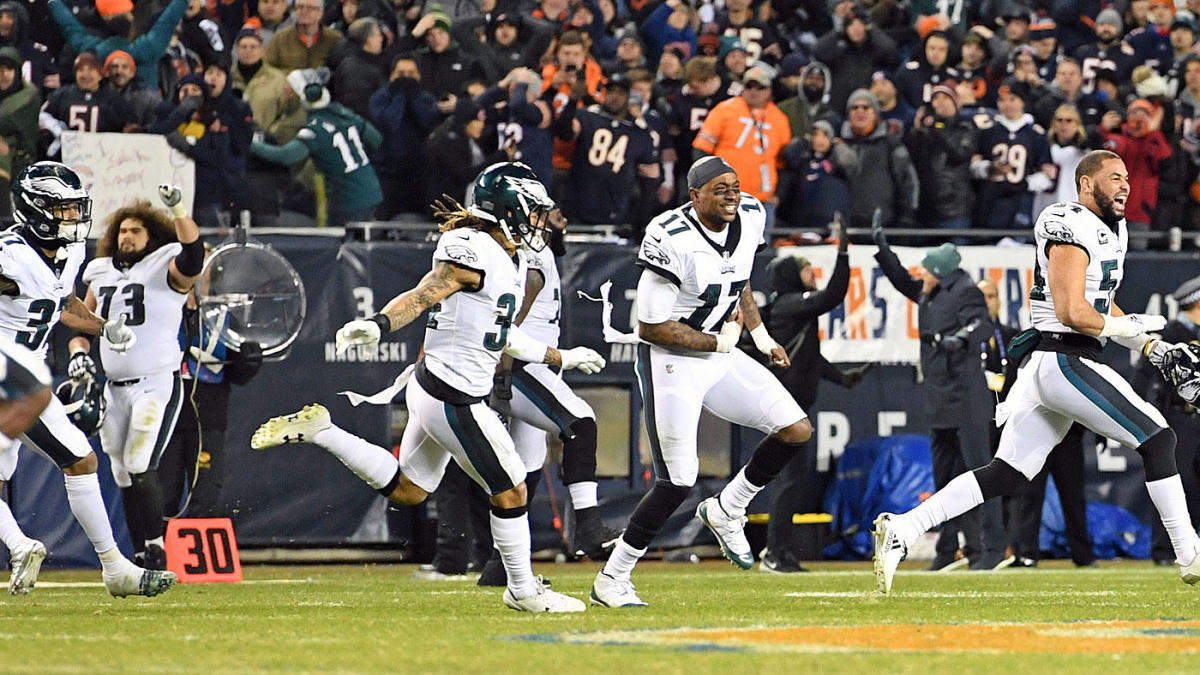 Watch Philadelphia Eagles Fans React To Cody Parkey S Missed Field
