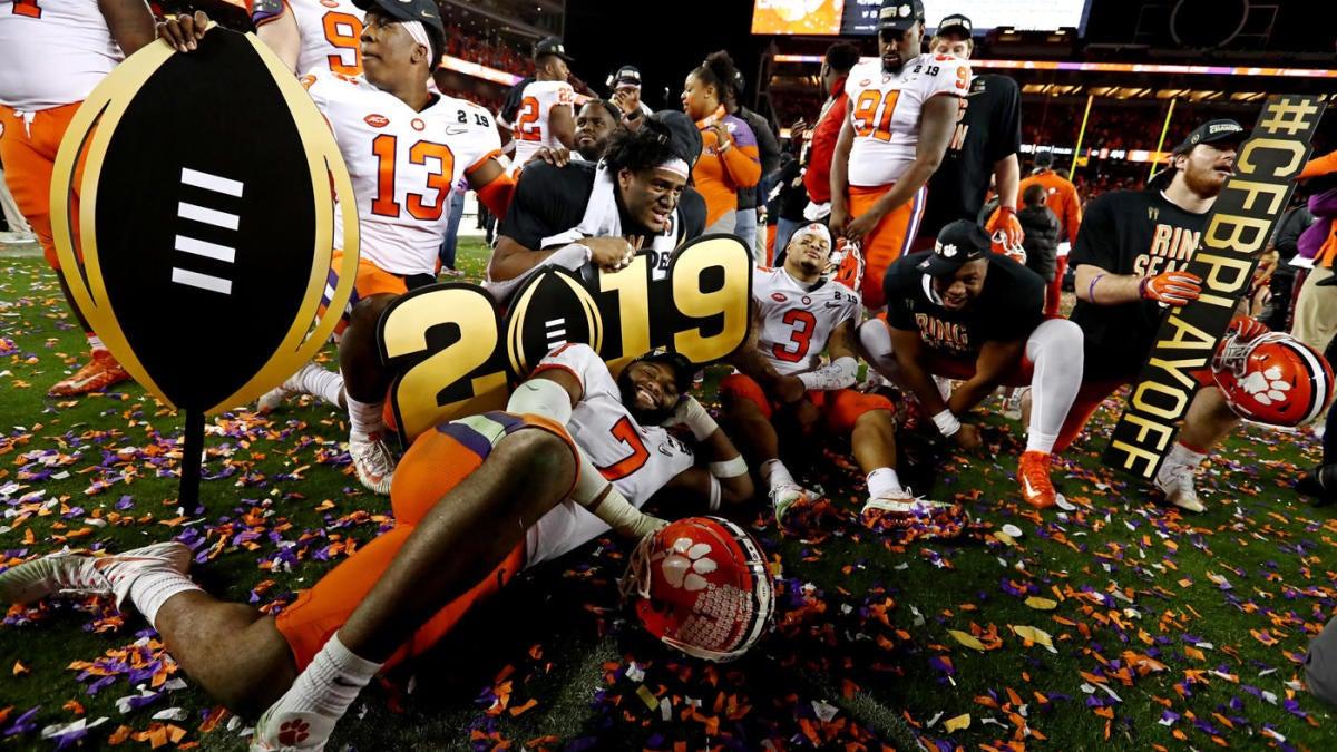 Alabama Vs Clemson Score Tigers Crush Tide To Reclaim Throne Win 2019 National Championship Cbssports Com