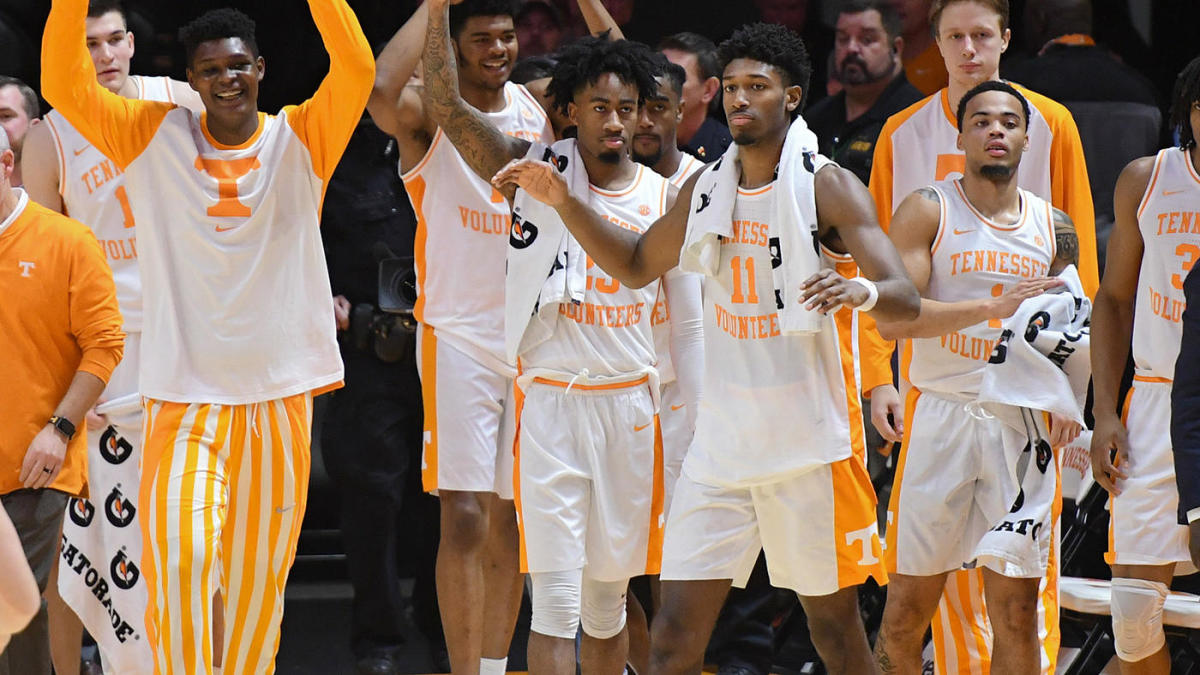 buy online d5f91 87df8 College basketball rankings: Tennessee takes over No. 1 spot ...
