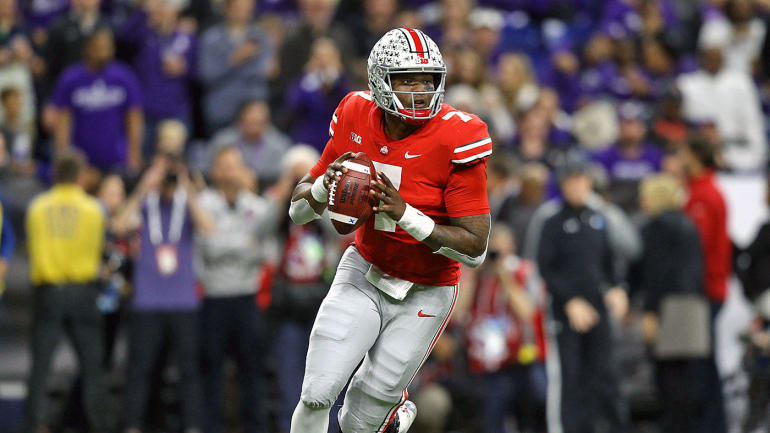 bfa1d3b7e 2019 NFL Draft  Could Redskins find trade partner in Jets in an attempt to  land Dwayne Haskins  - CBSSports.com