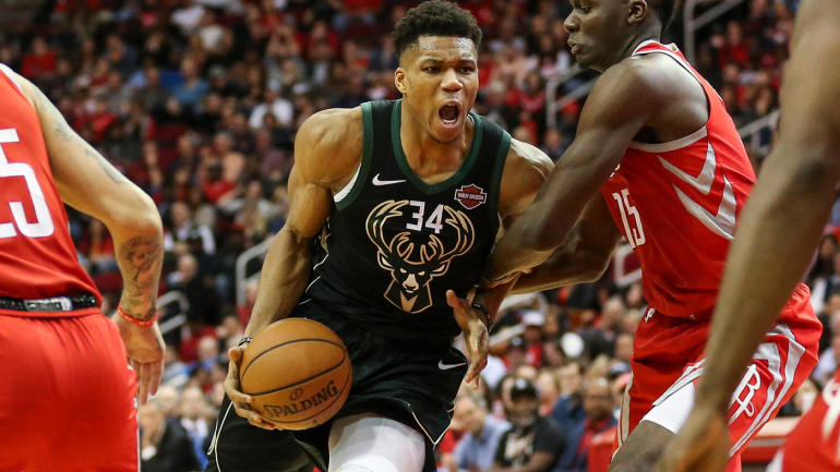 NBA scores, highlights: Giannis outduels Harden in MVP showdown; Kuzma scores 41 in Lakers win