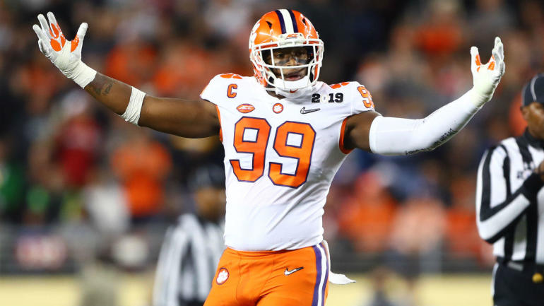 Image result for clelin ferrell clemson