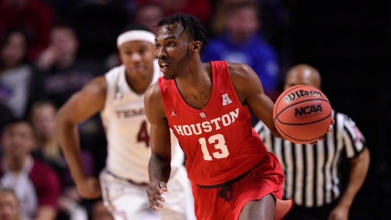 NCAA Basketball: Houston at Temple