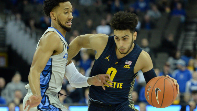 Marquette vs. Creighton score: Markus Howard scores Big East-record 53 points in Golden Eagles' wild OT win