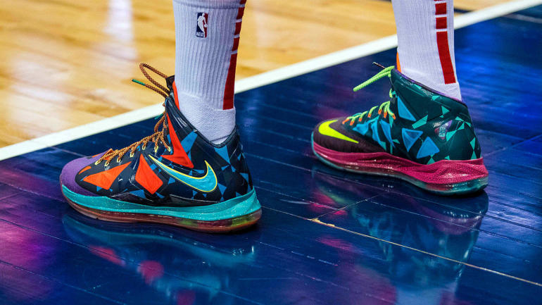 new style d5522 7e6f2 NBA Sneaker King Power Rankings  Montrezl Harrell, Lance Stephenson make  push for top spot in league s shoe game