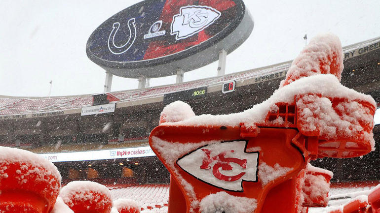 Patriots-Chiefs weather forecast  Freezing temperatures expected during AFC  Championship Game e91f10e5b