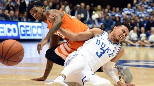Tre Jones Injury Update Star Duke Freshman Separates Ac