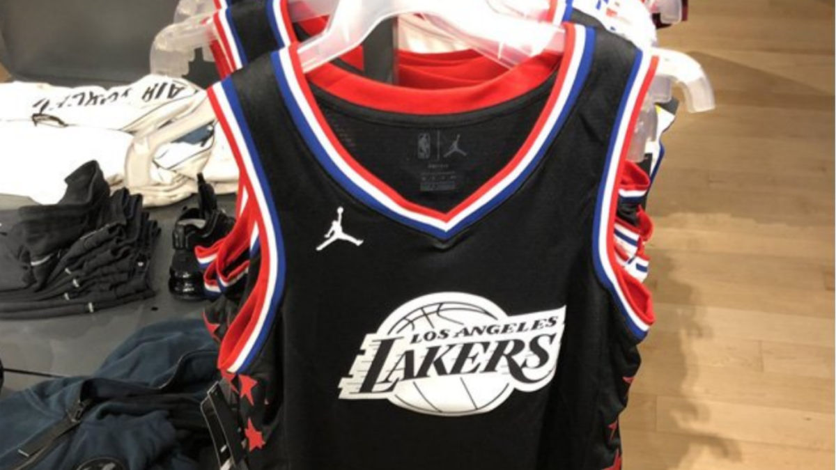 2019 Nba All Star Game Jerseys May Have Been Leaked And Some Fans