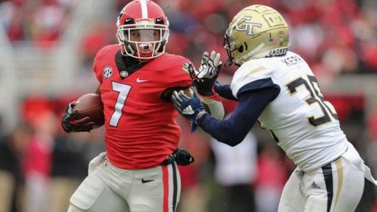 Two Bulldogs listed on 2019 Heisman Trophy odds - CBSSports com