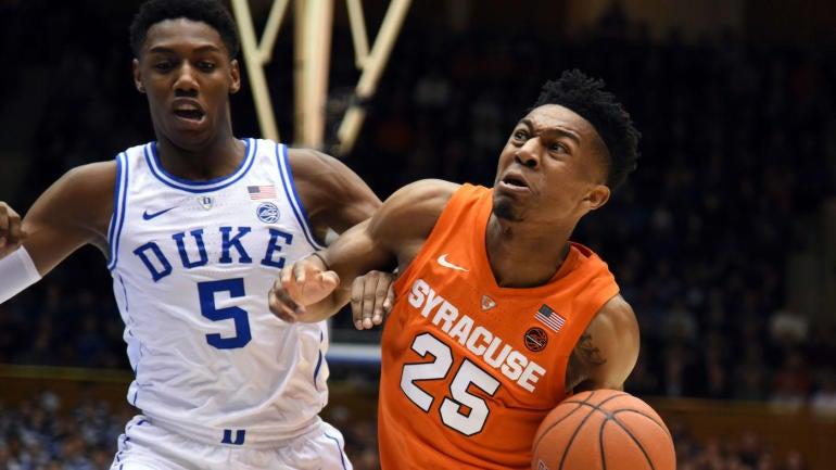 Duke Vs Syracuse Score Orange Upset No 1 Blue Devils In Ot
