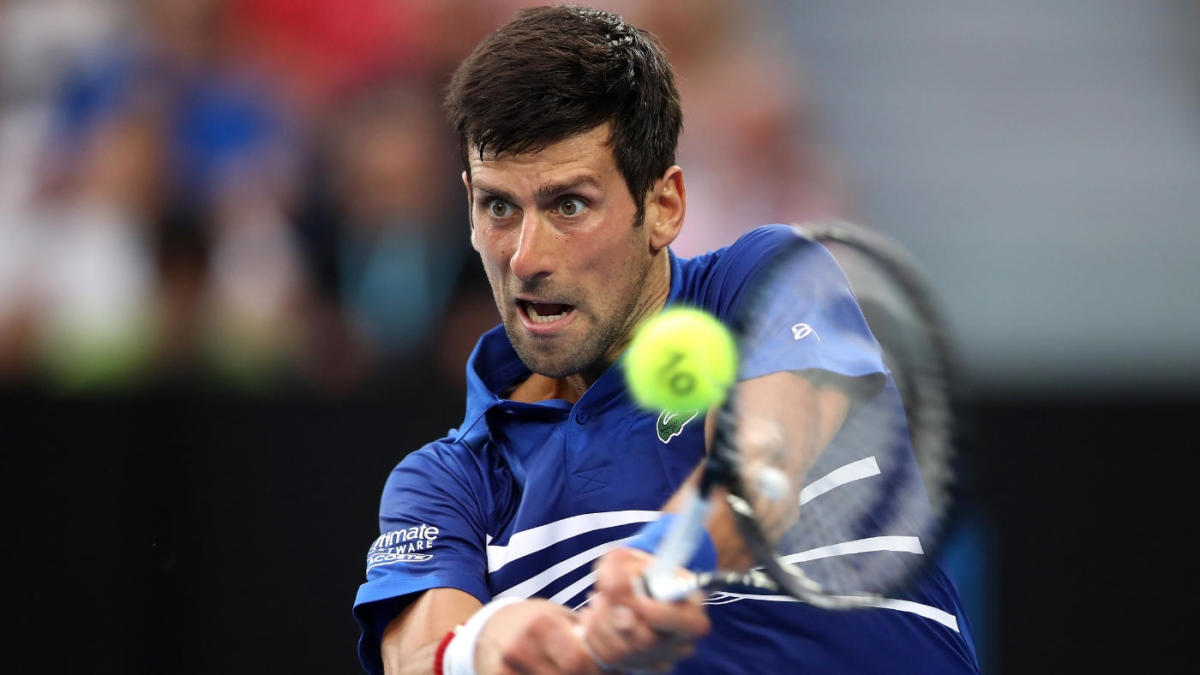 2019 Australian Open Odds Predictions For Semifinals Red Hot Tennis Expert Picks Djokovic Vs Pouille Cbssports Com