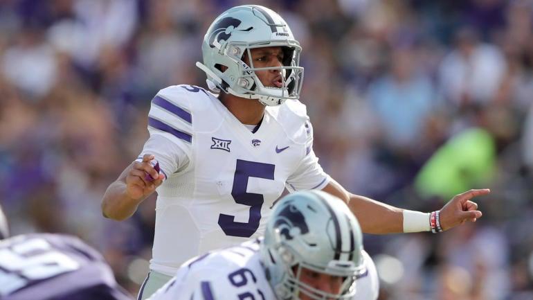 Kansas State Quarterback Alex Delton Clear To Transfer To Tcu Play