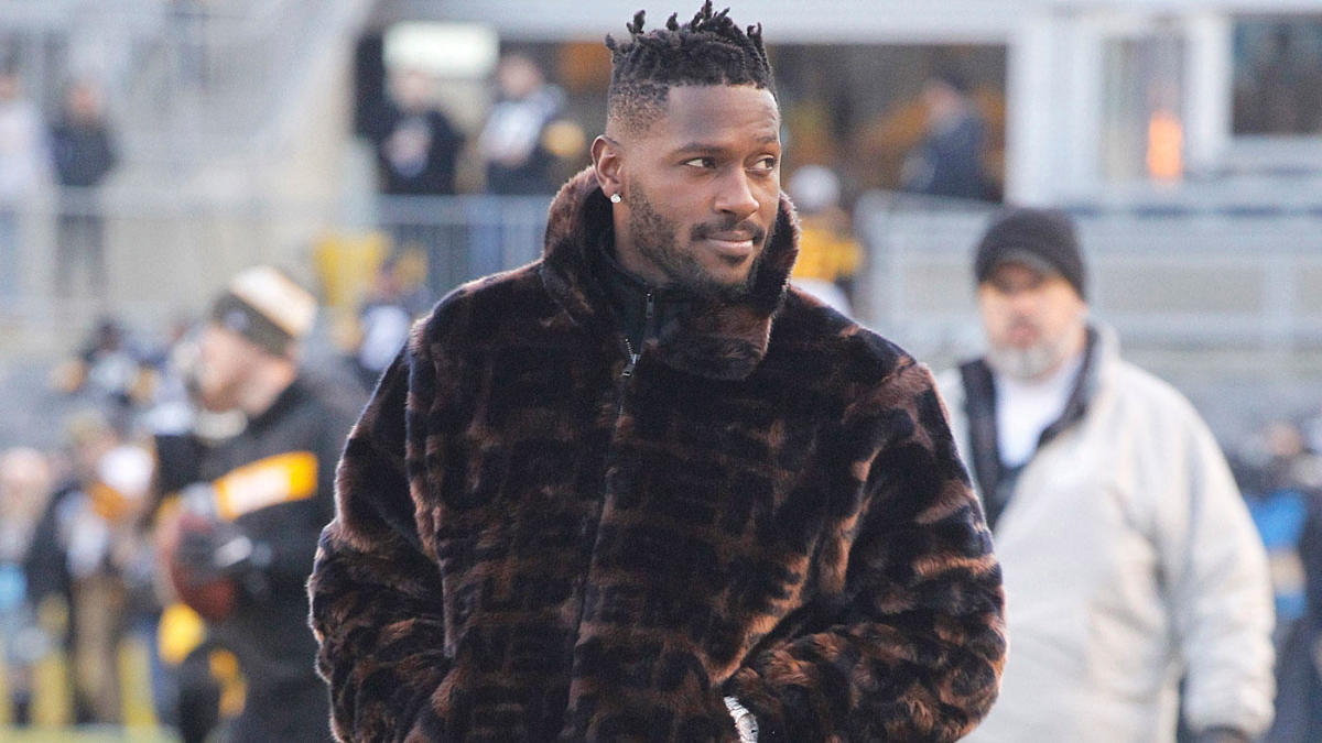 Antonio Brown Tells Interested Nfl Teams To Call Him Only