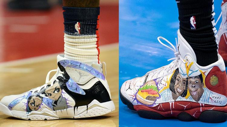 custom design basketball shoes