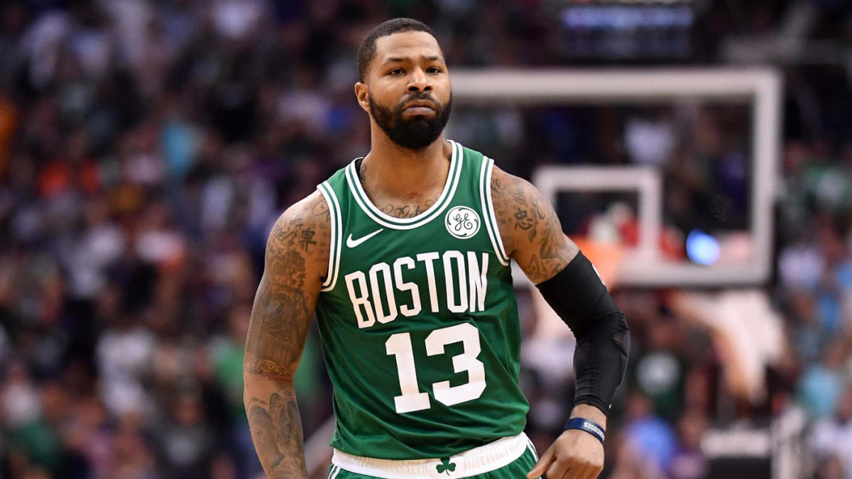 That S Pretty Interesting The Celtics Are Erratic But Marcus Morris Is Suddenly A Stabilizing Force Cbssports Com