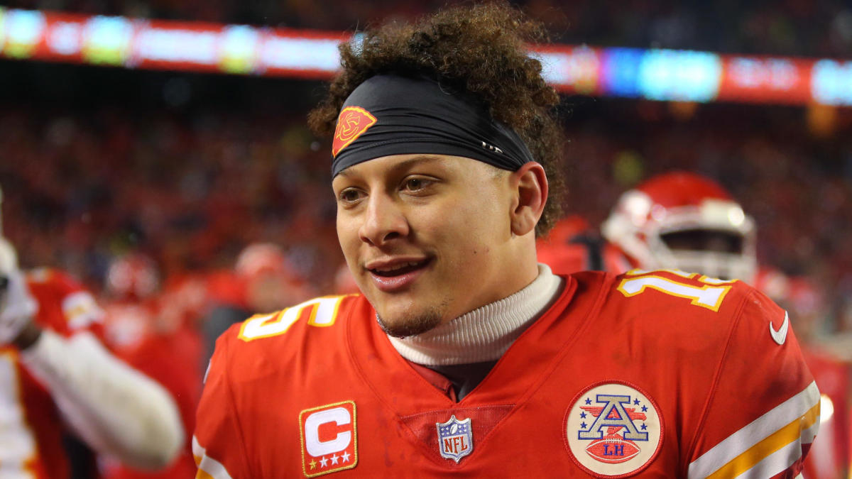 Patrick Mahomes Reportedly In Line To Land Record Setting