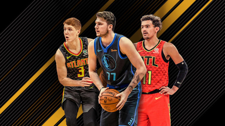 nba rookie power rankings  luka doncic continues all